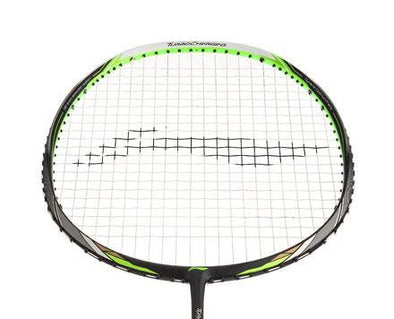 Li Ning Extra Skill Turbo N7-II Light Unstrung Badminton Racket [Black]