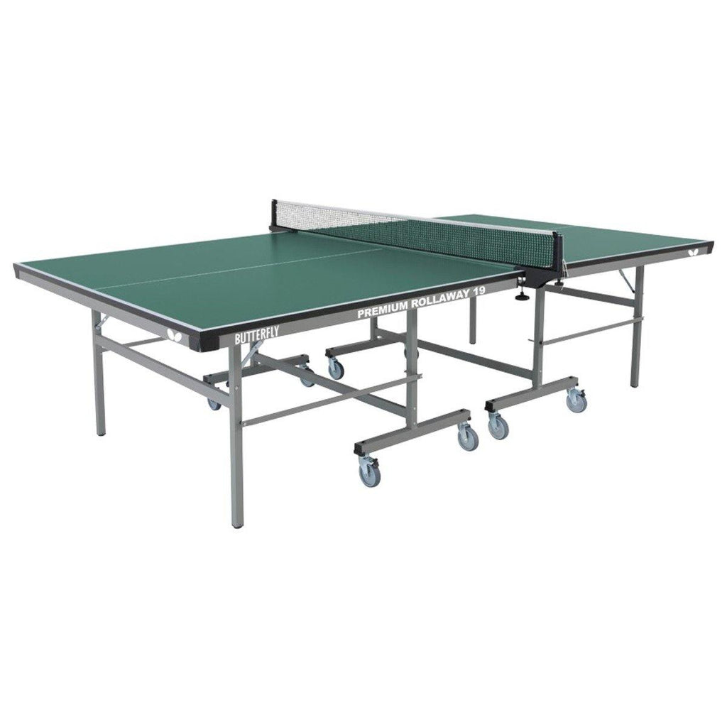 Butterfly Premium 19 Table & Net [Canada Only] Table Tennis TableButterfly - Yumo Pro Shop - Racquet Sports online store