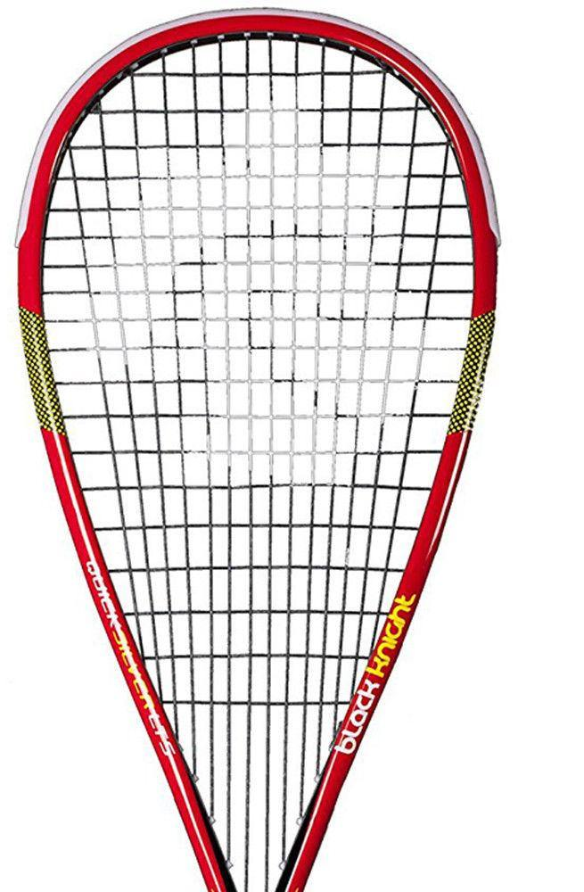 BLACK KNIGHT Quicksilver LTS squash racket [Red/White] Squash Racquetblack knight - Yumo Pro Shop - Racquet Sports online store