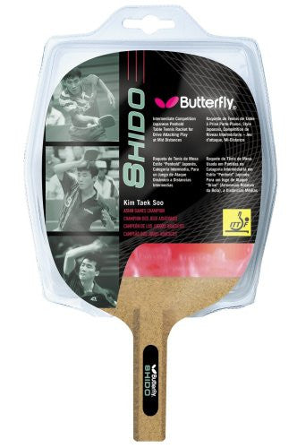 Butterfly Shido Penhold Racket - Yumo Pro Shop - Racket Sports online store