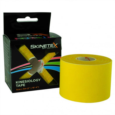 SKINETEX Kinesiology Atheletic Tape 5M Roll Pack - Yumo Pro Shop - Racket Sports online store - 1