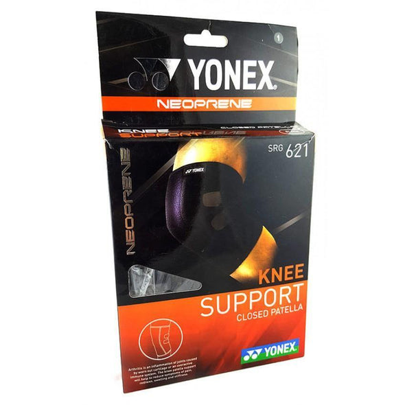 Yonex Neoprene Closed Patella Knee Wrap