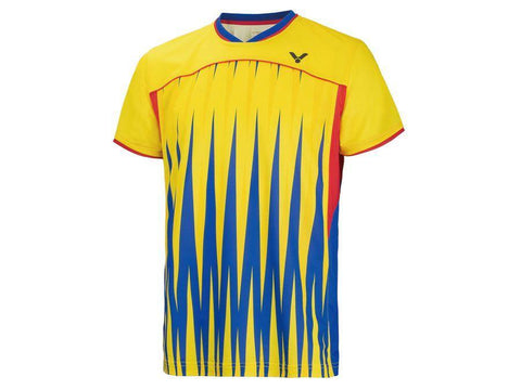 Victor T-6504E/F Rio Olympic Malaysian National Team Men's T-Shirt - Yumo Pro Shop - Racket Sports online store - 1