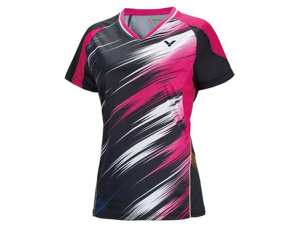 Victor T-6600C Rio Olympic Korean National Team Women's T-Shirt - Yumo Pro Shop - Racket Sports online store - 1