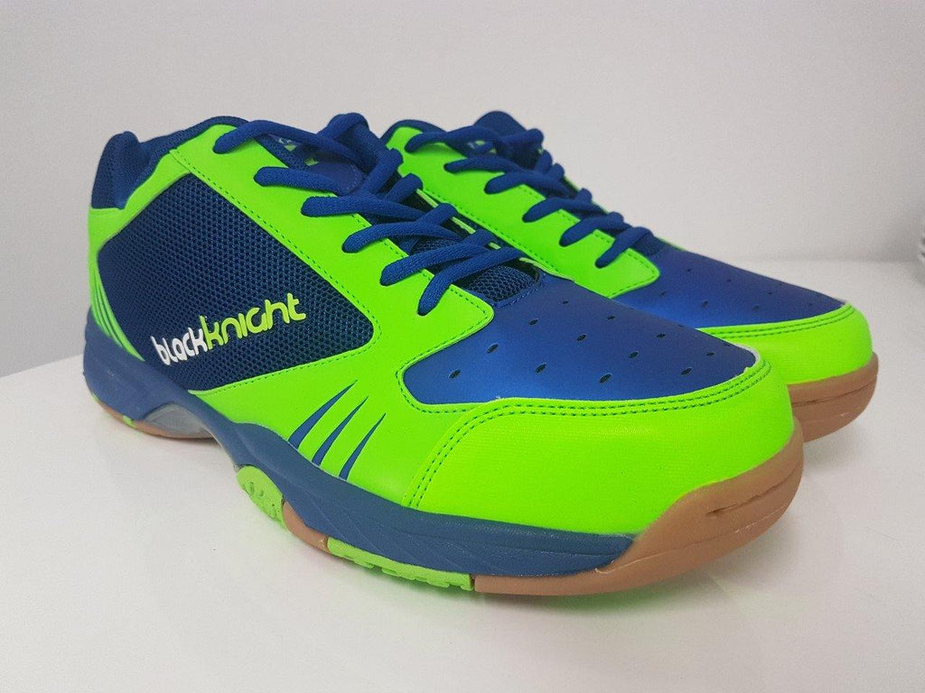 Black Knight Reactor X8 Court Shoe [Blue] Specialblack knight - Yumo Pro Shop - Racquet Sports online store