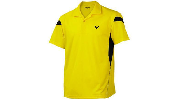 VICTOR S-2008E UNISEX COLLARED SHIRT - Yumo Pro Shop - Racket Sports online store