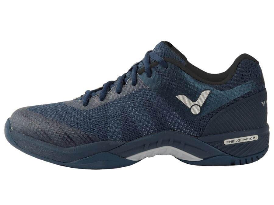 Victor S82 B Court Shoe (Medieval Blue) ShoesVictor - Yumo Pro Shop - Racquet Sports online store