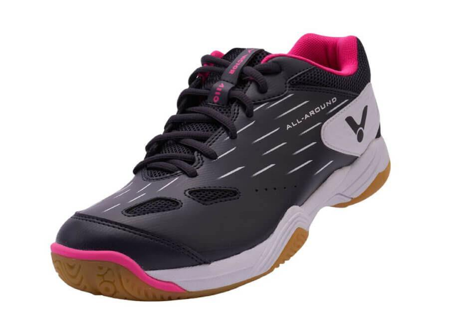 Victor A110 CA Unisex Court Shoes [Black/Pink/White] 2020Victor - Yumo Pro Shop - Racquet Sports online store