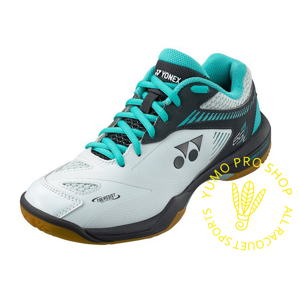 2020 Yonex Power Cushion SHB65Z2L Women Badminton Shoes [Ice Gray] 2021Yonex - Yumo Pro Shop - Racquet Sports online store