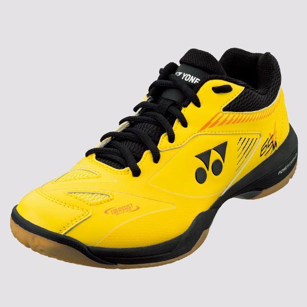 Yonex Power Cushion 65X 2 Men's Court Shoes [Yellow] timerYonex - Yumo Pro Shop - Racquet Sports online store