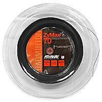 ASHAWAY ZYMAX 70 - WHITE / BLACK / YELLOW (200m Reel) - Yumo Pro Shop - Racket Sports online store - 3