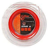 ASHAWAY ZYMAX 67 - RED (200m Reel) - Yumo Pro Shop - Racket Sports online store