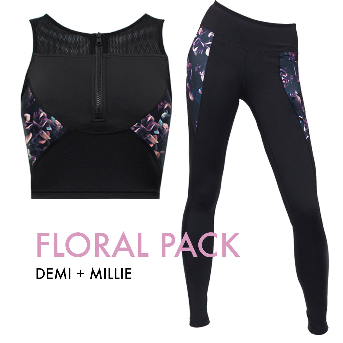 Floral Pack (Demi/Millie)