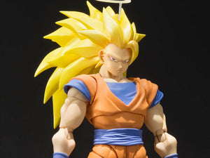 S.H. Figuarts Dragon Ball Z Super Saiyan 3 Goku