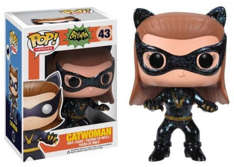 POP! Heroes 1966 Catwoman
