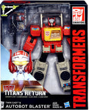 Titans Return Leader Blaster & Twin Cast