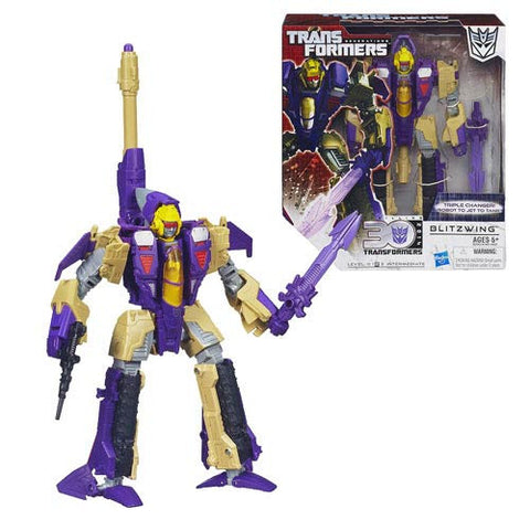Generations Voyager Blitzwing