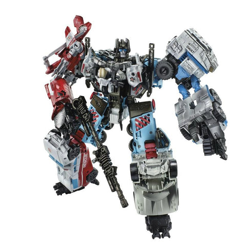 Combiner Wars Defensor Set of 6 Transformers