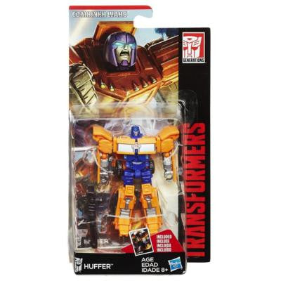 Combiner Wars Legends Huffer