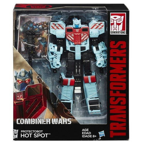 Generations Combiner Wars Voyager Hot Spot