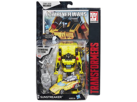 Generations Combiner Wars Deluxe Sunstreaker
