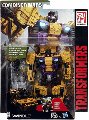 Combiner Wars Deluxe Swindle