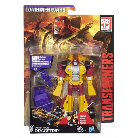 Generations Combiner Wars Dragstrip