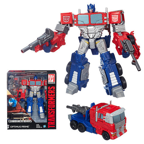 Generations Combiner Wars Voyager Optimus Prime