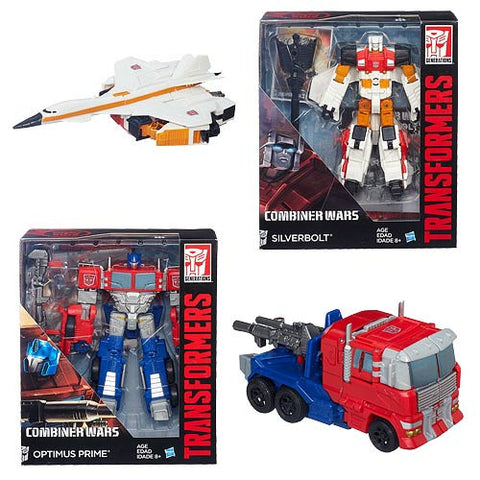 Generations Combiner Wars Voyager Wave 1 Set of 2