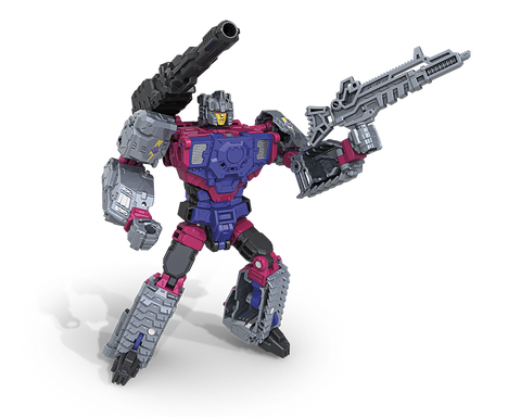 Titans Return Deluxe Wave 4 Quake