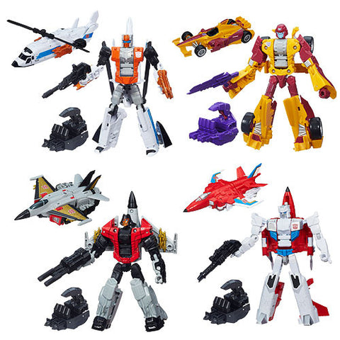 Generations Combiner Wars Deluxe Wave 1 Set Of 4