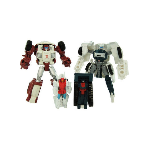 Transformers Legends LG08 Swerve/Swarp and Tailgate