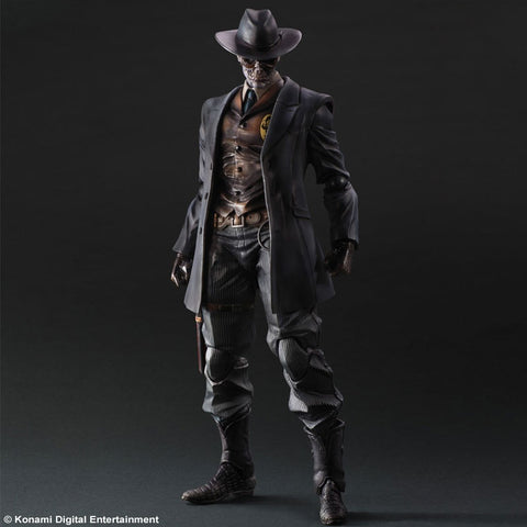 Metal Gear Solid V: Skull Face Play Arts Kai