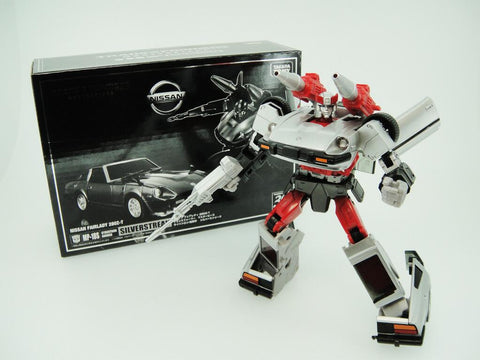 MP-18S Silverstreak Tokyo Toy Show Exclusive
