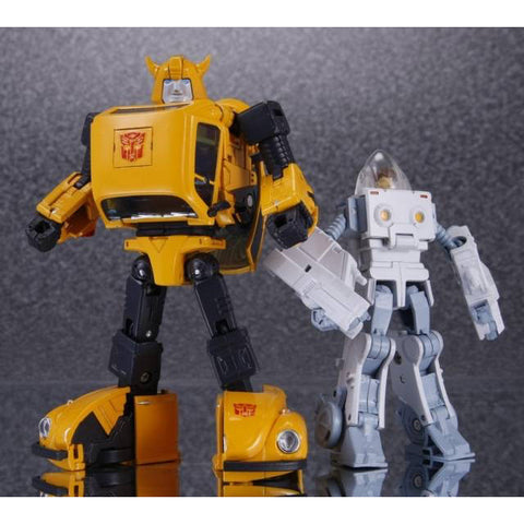 MP-21 Bumblebee with Spike in Exo-Suit