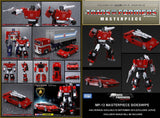 MP-12 Sideswipe/Lambor w/ Collector Coin (Reissue)