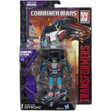 Combiner Wars Menasor Set of 6 Transformers