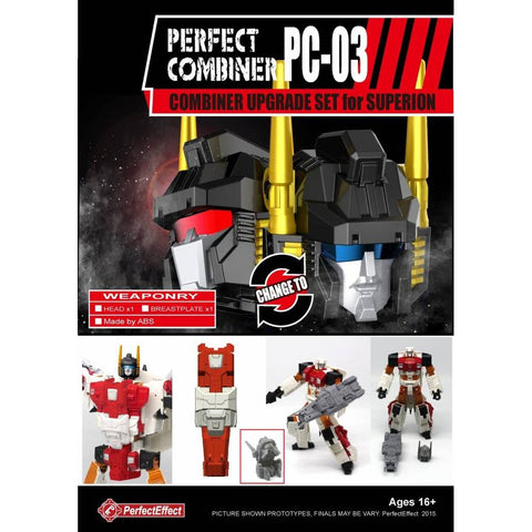 PC-03 Superion Upgrade Set