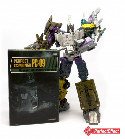 PC-09 PERFECT COMBINER Bruticus Set