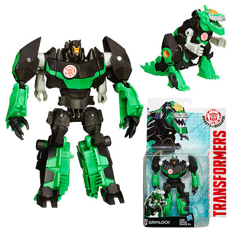 Robots in Disguise Warrior Grimlock