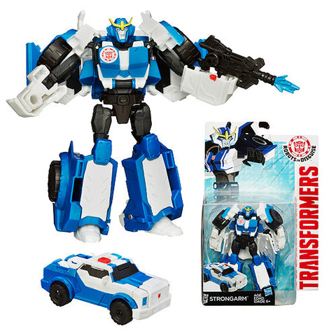 Robots in Disguise Warrior Strongarm