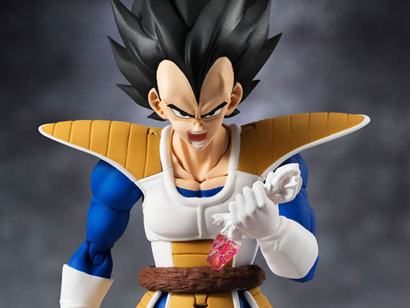 S.H. Figuarts Dragon Ball Z Vegeta (Saiyan Saga)