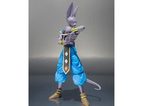 S.H. Figuarts Dragon Ball Z Beerus