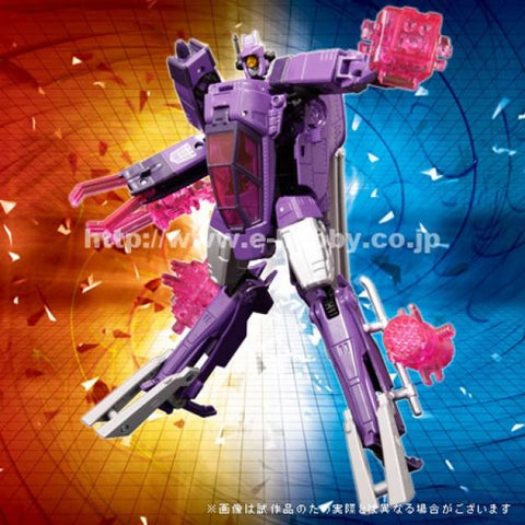 Transformers Cloud Shockwave e-Hobby Exclusive
