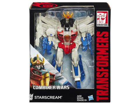 Combiner Wars Leader Starscream