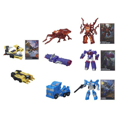 Combiner Wars Legends Wave 5 Sealed Case of 8