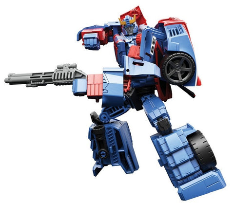 Combiner Wars Deluxe Smokescreen