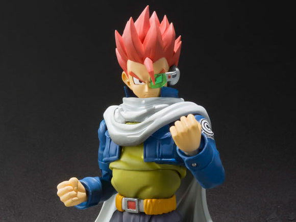 S.H. Figuarts Dragon Ball Xenoverse Time Patroller (Ace)