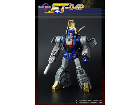 FT-04D Scoria Diaclone Version Limited Edition 500pcs