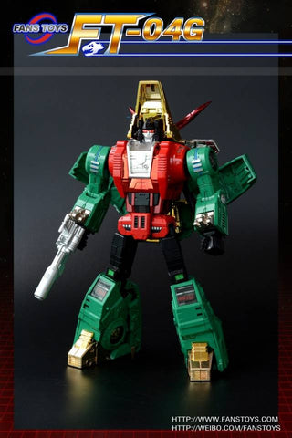 FT-04G Scoria G2 Version Limited Edition 500pcs